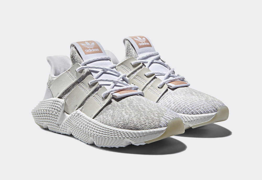 adidas Originals Prophere — boty — tenisky — dámské — bílé — sneakers — shoes — women's