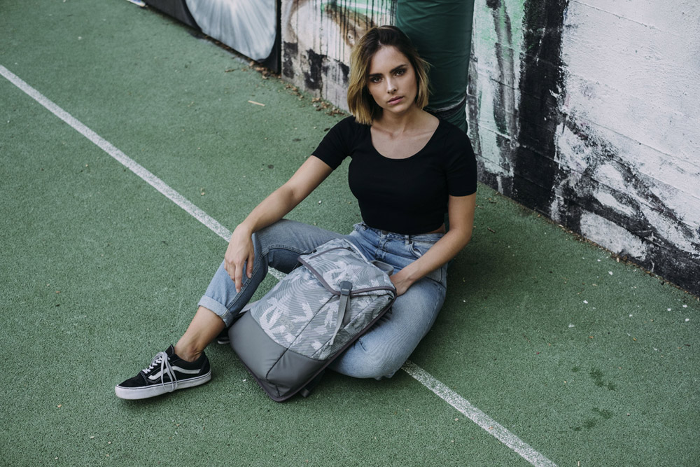 Aevor — Daypack — batoh se vzorem recyklovaný z PET lahví — sustainable backpack — jaro/léto 2018