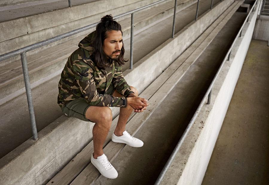 Dánská móda od RVLT pro muže — jaro/léto 2018