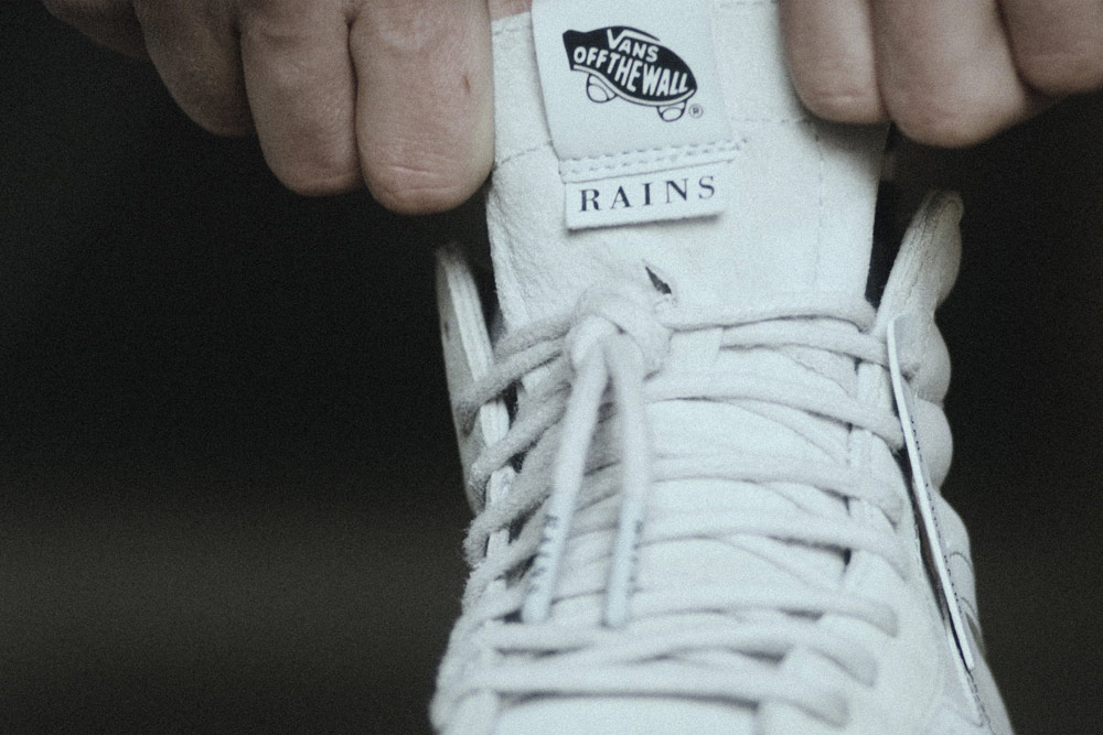 Vans x Rains — lookbook