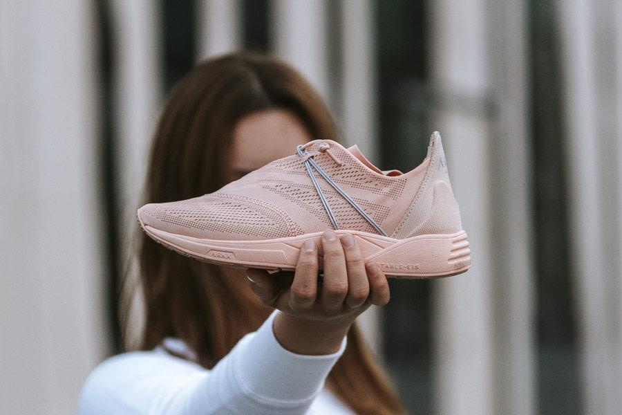 ARKK Copenhagen — Eaglezero CM — boty — tenisky — růžové, broskvové — dámské — womens sneakers — peach pink