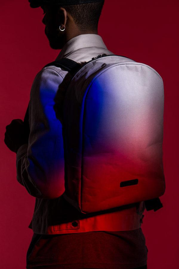 Ucon Acrobatics — batoh z celulózy — Marvin Backpack — voděodolný — waterproof, vegan, sustainable, urban — jaro/léto 2018