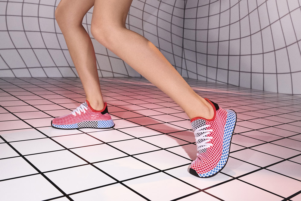 adidas Originals Deerupt — boty — tenisky — pánské — dámské — sneakers — shoes — mens — womens