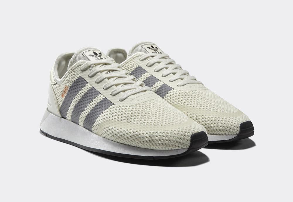 adidas Originals N-5923 — pánské boty — boty — smetanově bílé — mens sneakers, shoes — Street Pack