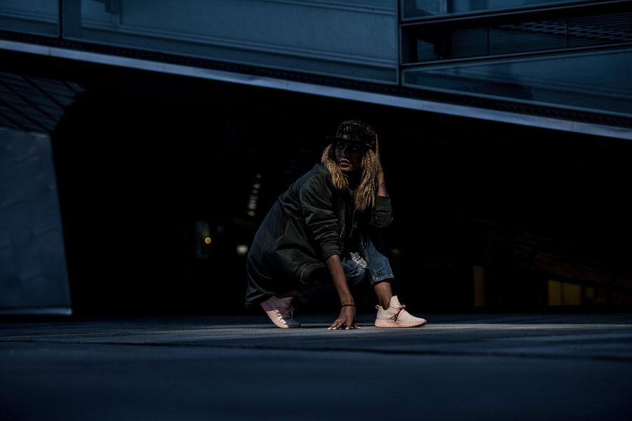 ARKK Copenhagen — Raven FG — boty — tenisky — růžové, broskvové — pánské, dámské — womens sneakers — peach pink