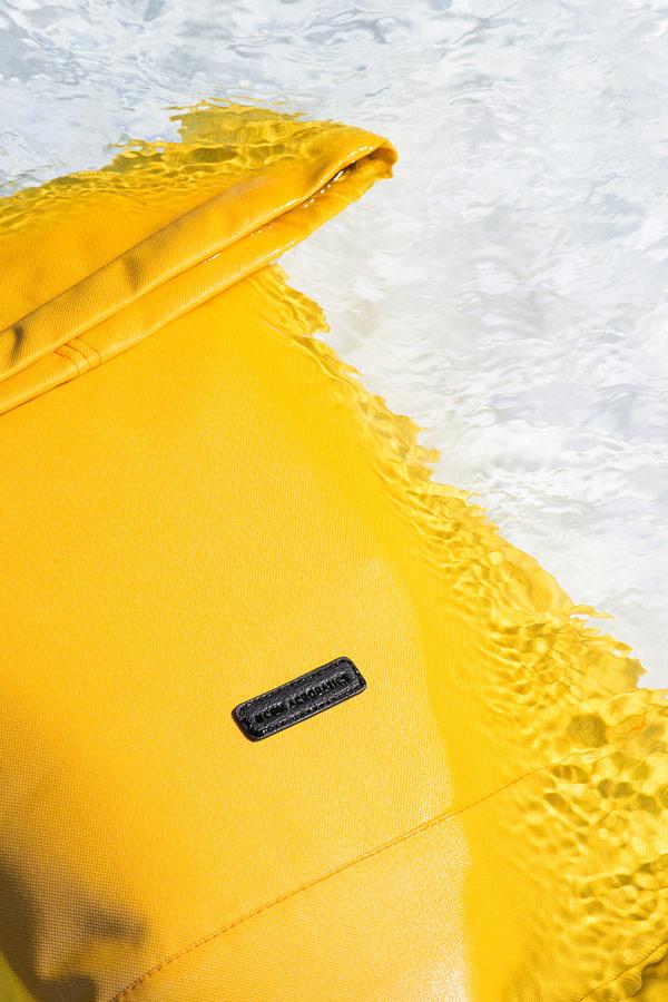 Ucon Acrobatics — žlutý batoh — Karlo Backpack — nepromokavý — waterproof, vegan, sustainable, urban — jaro/léto 2018