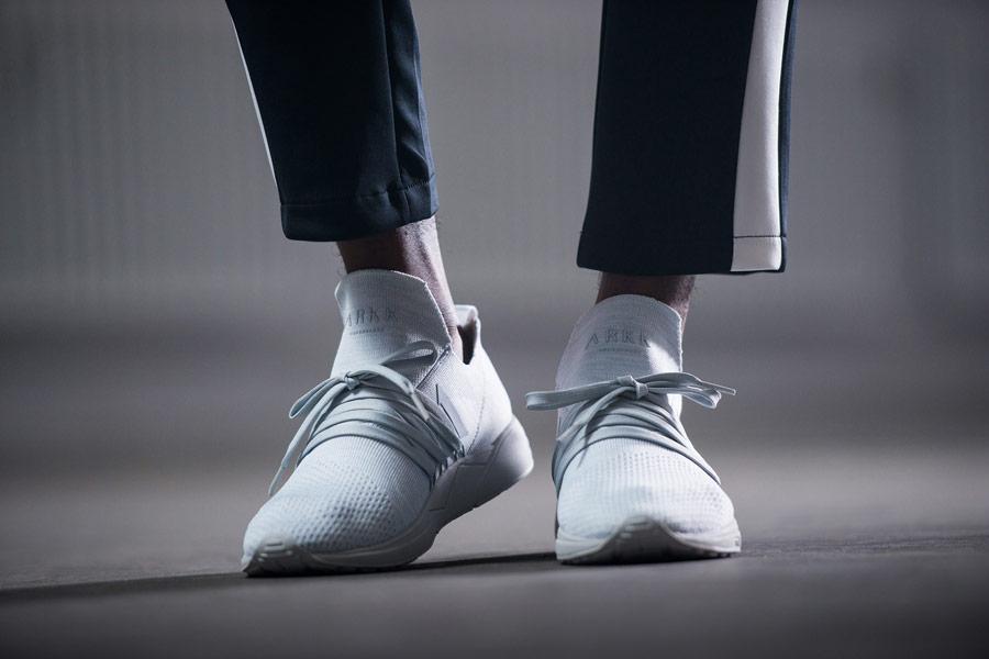 ARKK Copenhagen — Raven FG — boty — tenisky — světle šedé — pánské, dámské — mens and womens sneakers — light grey