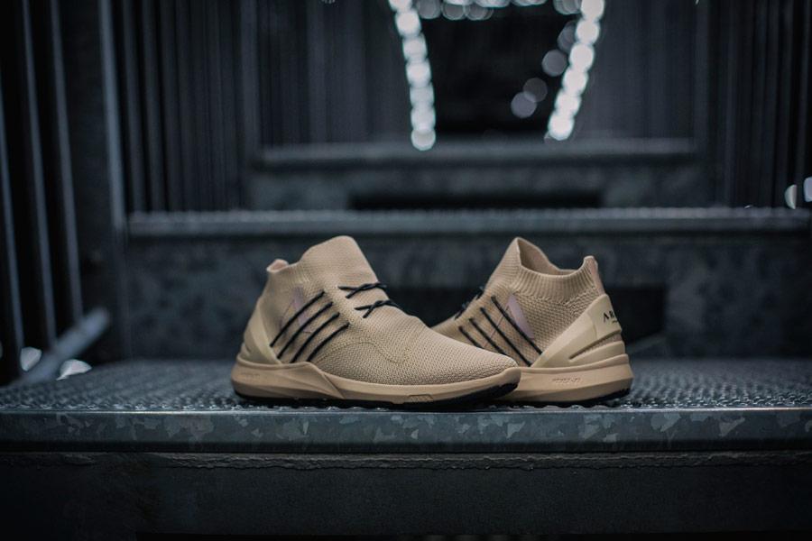 ARKK Copenhagen — Spyqon — boty — tenisky — béžové, pískové — pánské, dámské — mens and womens sneakers — desert