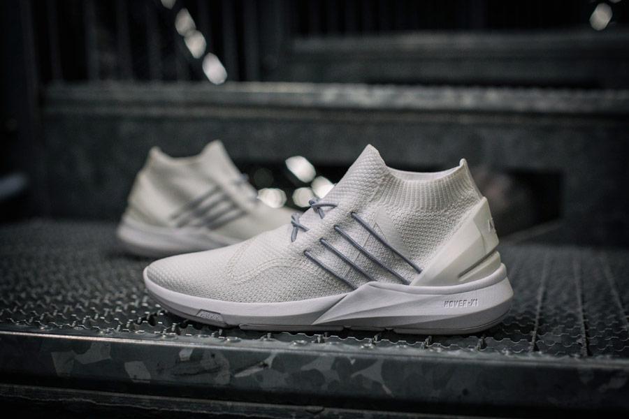 ARKK Copenhagen — Spyqon — boty — tenisky — světle šedé — pánské, dámské — mens and womens sneakers — light grey