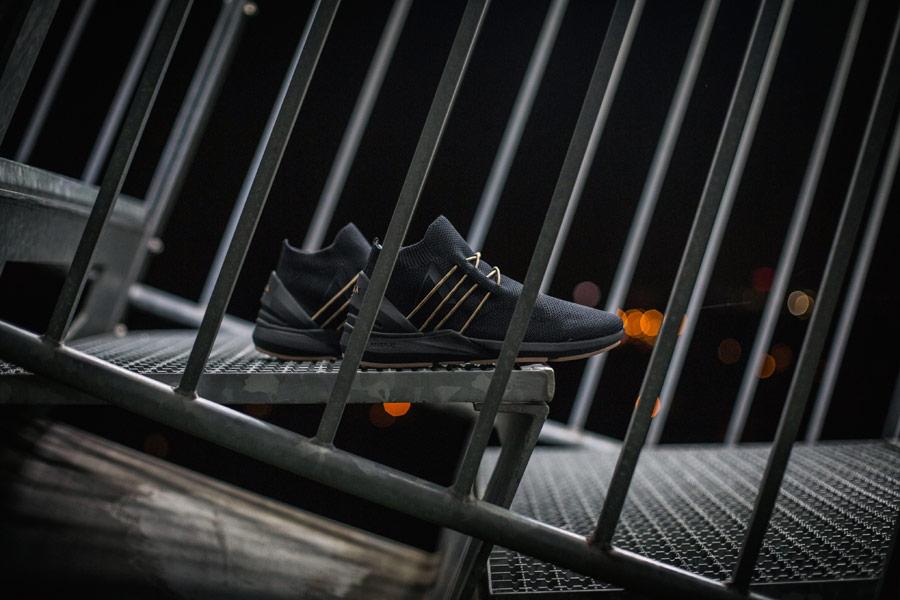 ARKK Copenhagen — Spyqon — boty — tenisky — černé — pánské, dámské — mens and womens sneakers — black