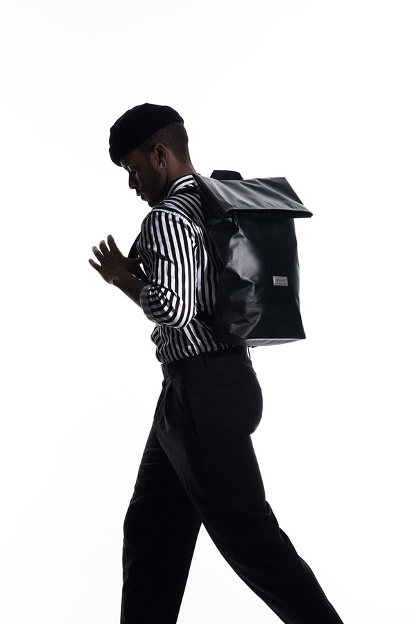 Ucon Acrobatics — černý batoh — Karlo Backpack — nepromokavý — waterproof a26d211dc4