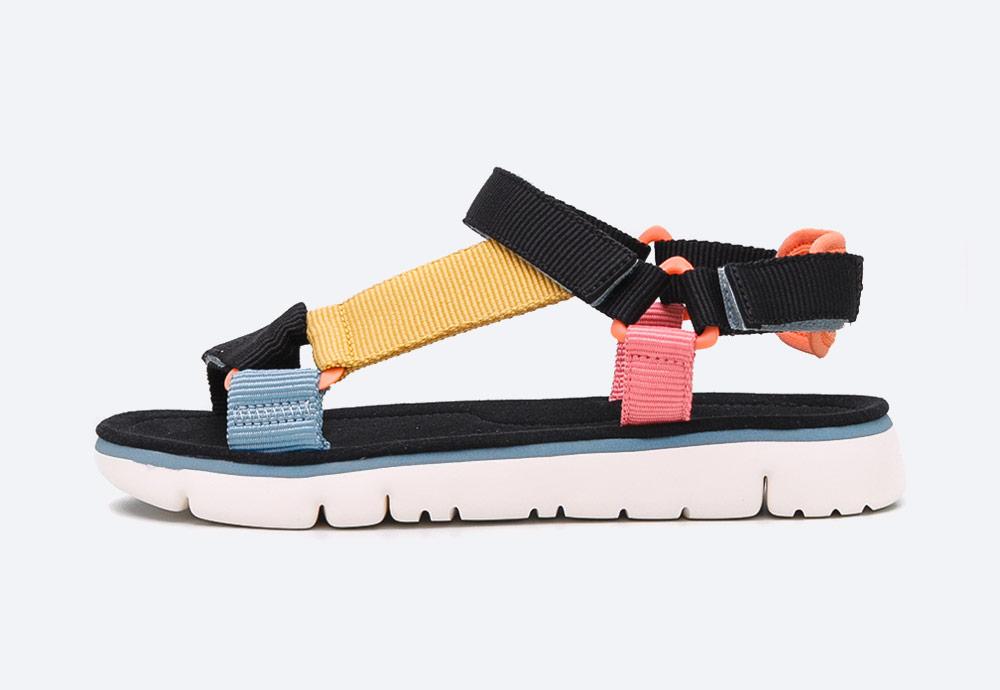 Letní dámské sandály Camper — Oruga, Balloon, Misia