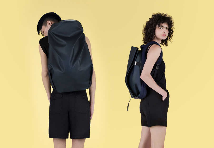 Luxusní minimalistické batohy Côte&Ciel