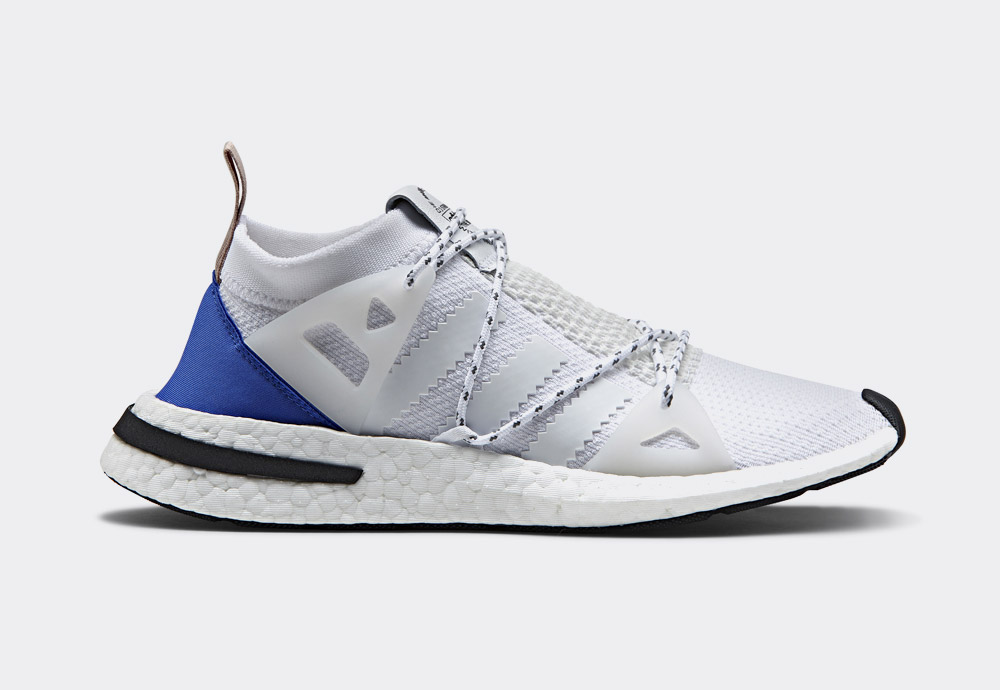 adidas Originals Arkyn — dámské boty — tenisky — bílé — womens sneakers — white — shoes