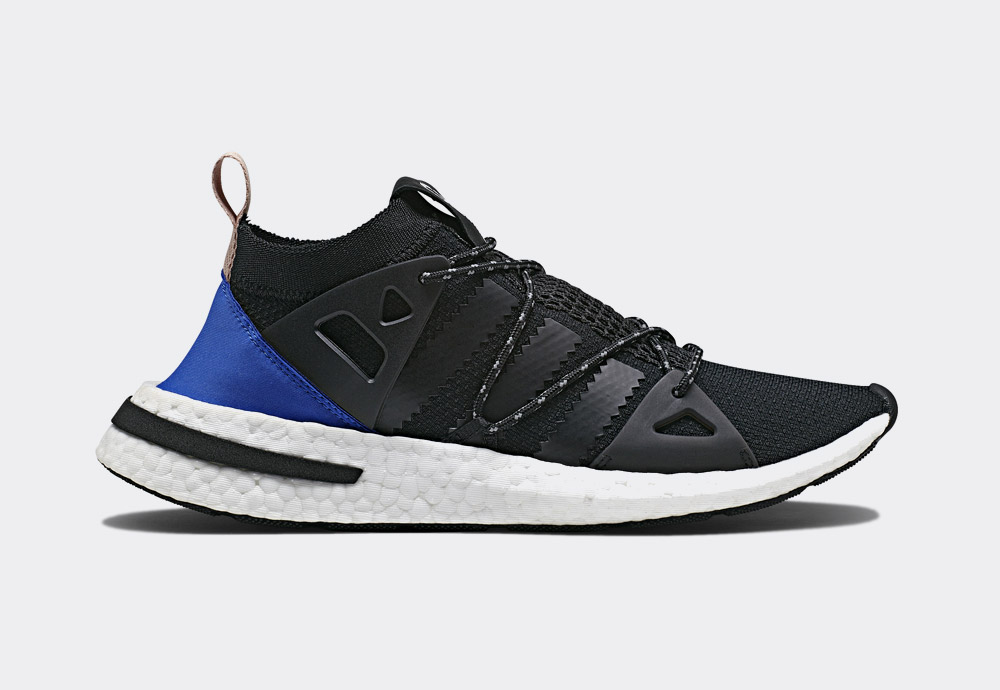 adidas Originals Arkyn — tenisky — černé — womens sneakers — black — shoes