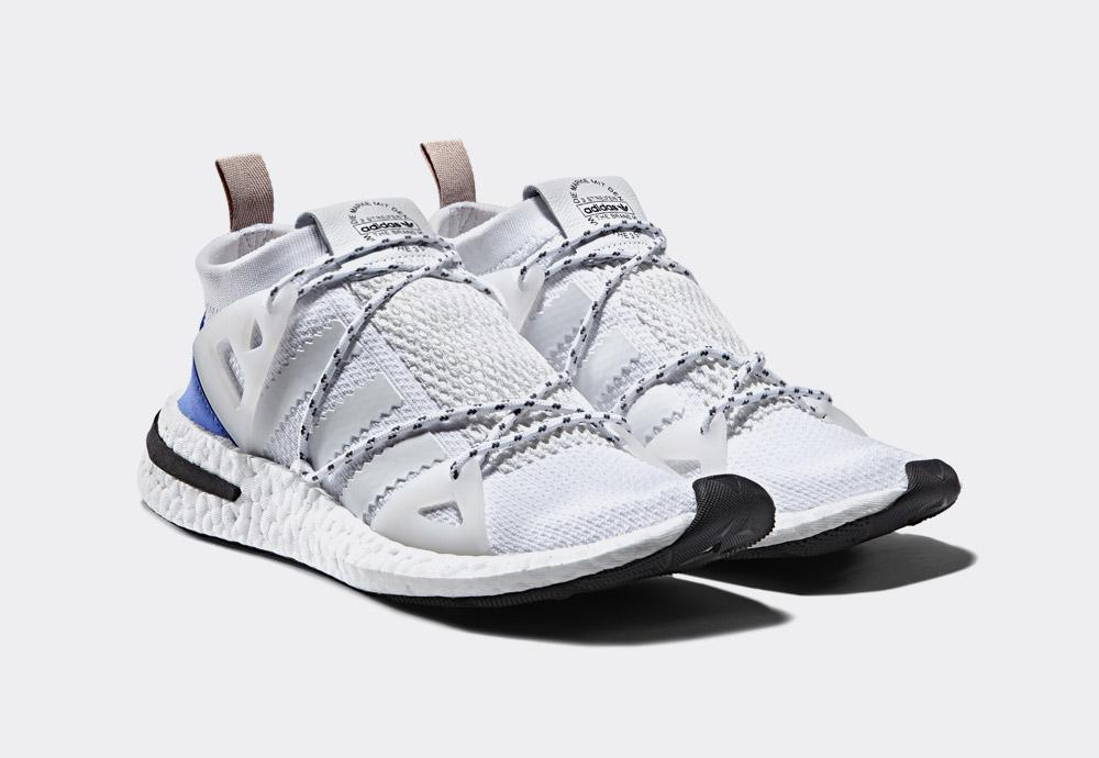 adidas Originals Arkyn — dámské tenisky — boty — bílé — womens sneakers — white — shoes