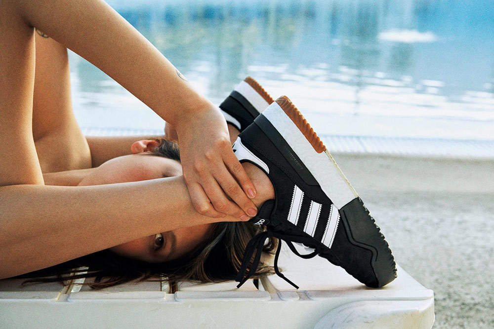 adidas Originals by Alexander Wang — sportovní boty a oblečení — Season 3 — lookbook