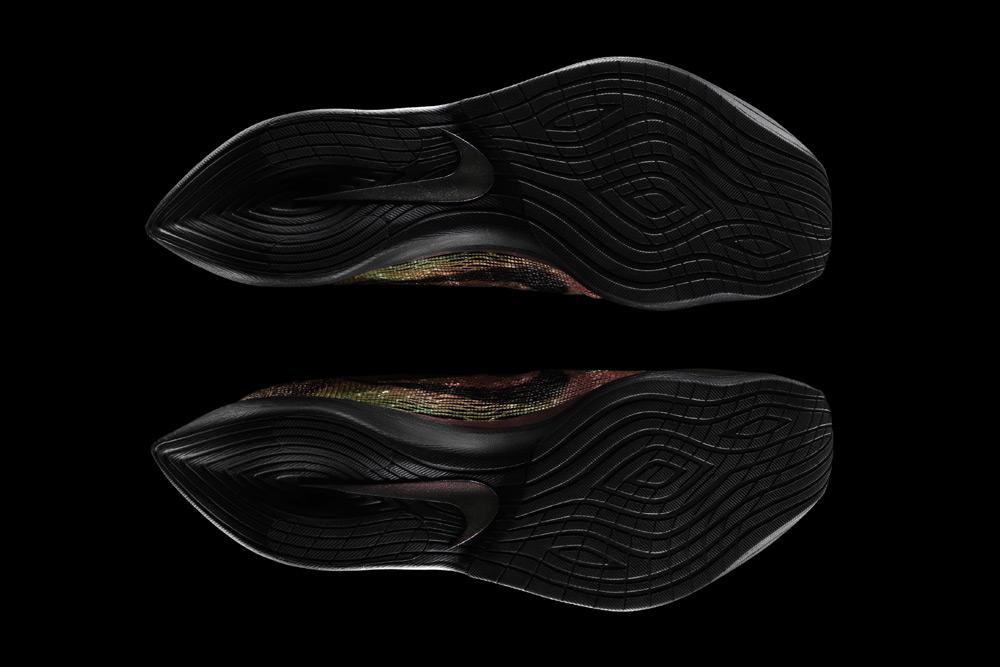 Nike Zoom Vaporfly 4% Flyprint — podrážka