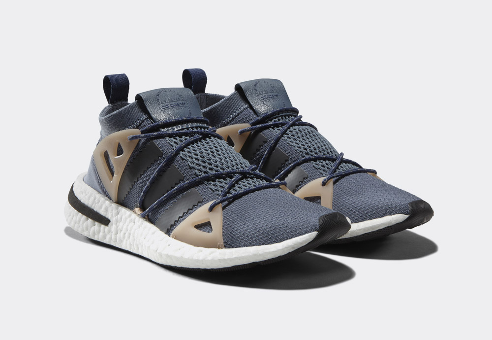 adidas Originals Arkyn — boty — šedo-modré — womens sneakers — blue/grey — shoes