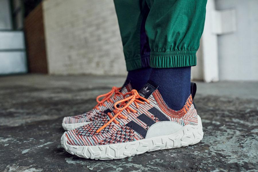 adidas Originals Atric Pack — barevné boty F/22 Primeknit — sneakers