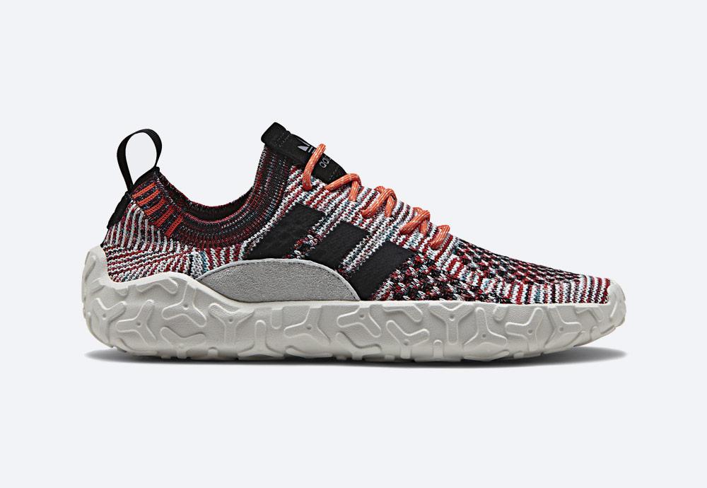 adidas Originals F/22 Primeknit Atric — barevné boty — sneakers — pánské