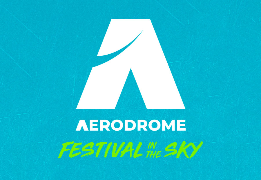 Aerodrome 2018 — letní hudební festival