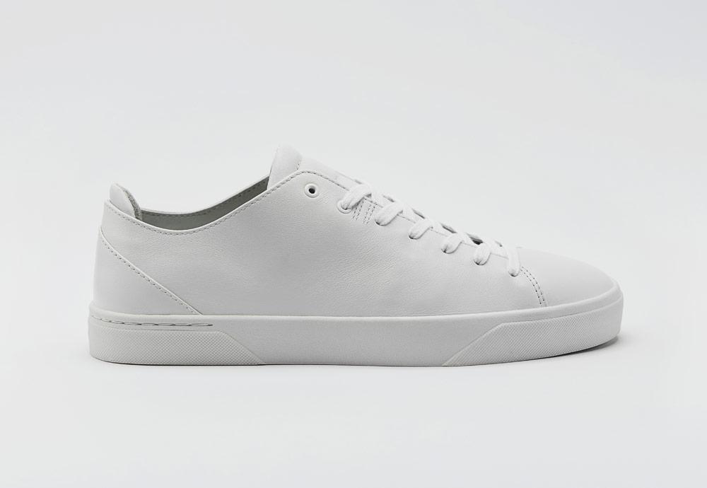 Luxusní bílé tenisky VOR