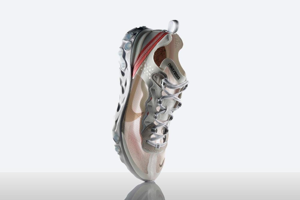 Nike React Element 87 — sportovní boty — tenisky — sneakers — pánské, dámské