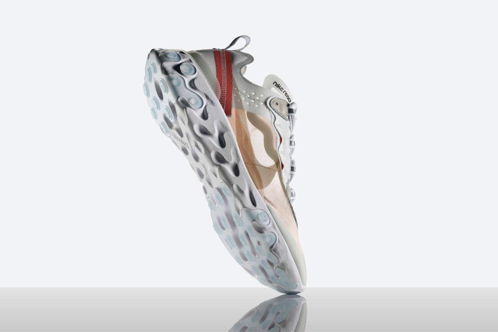 Nike React Element 87 — tenisky — boty — sneakers — pánské, dámské
