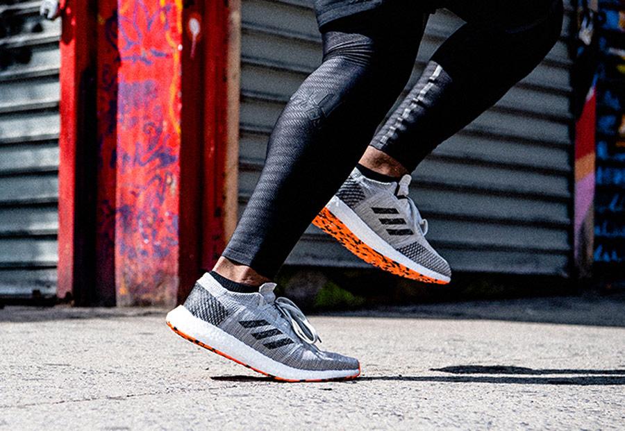 Běžecké boty adidas PureBoost Go navržené do města 948b3e1a1c