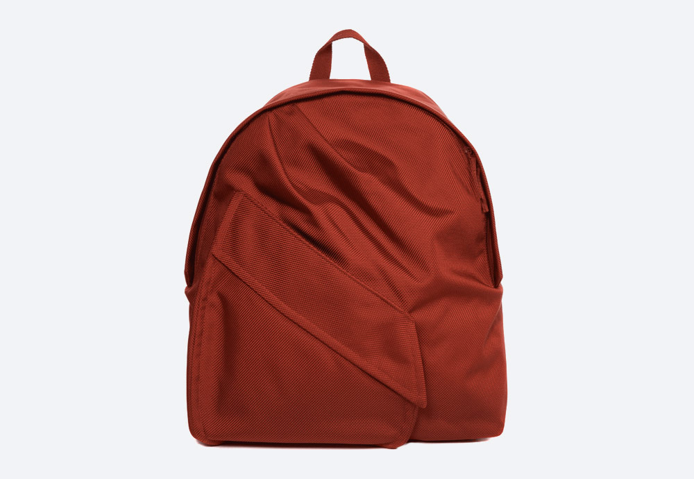 Eastpak x Raf Simons VII — batoh — červený — RS Classic Backpack