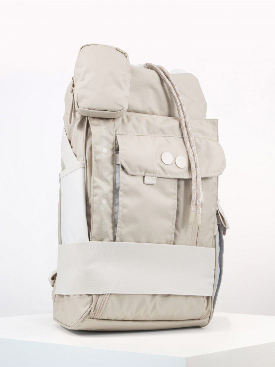 Pinqponq — batoh — Blok Medium Safari Khaki — khaki — Maxgear Edition