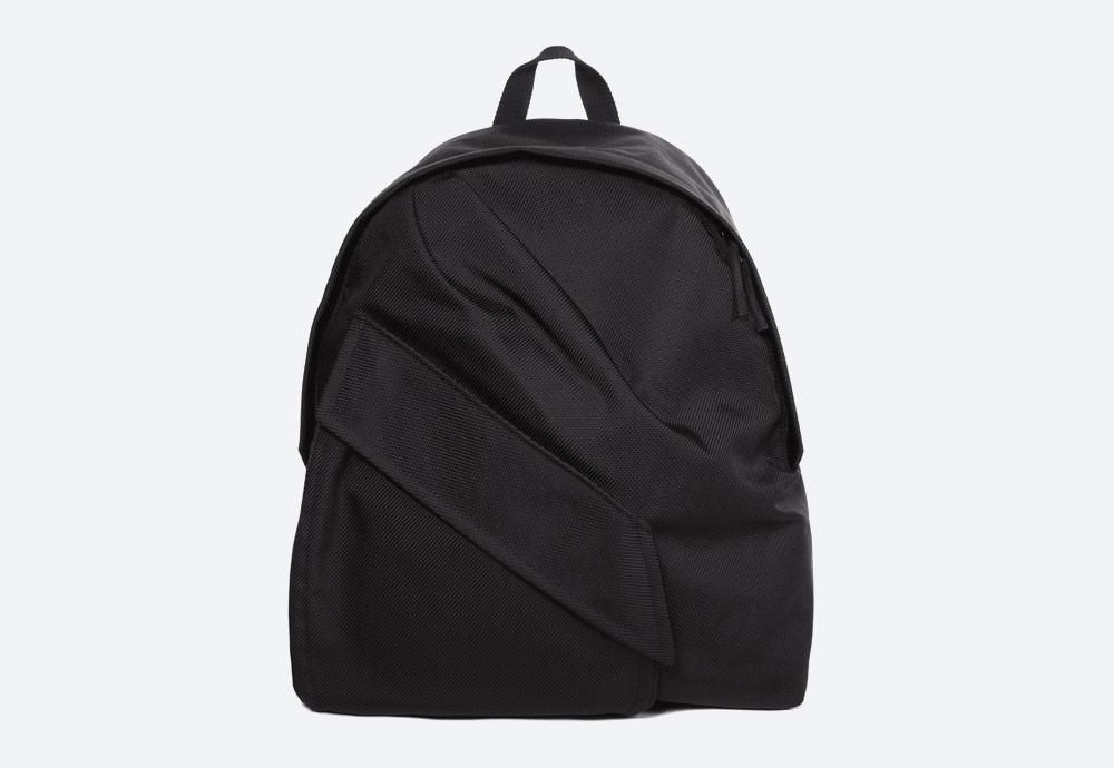 Eastpak x Raf Simons VII — batoh — černý — RS Classic Backpack