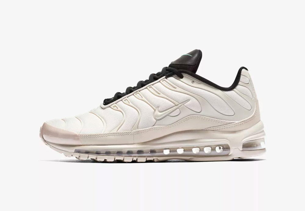 Nike Air Max Plus/97 — boty — tenisky — béžové — sneakers — pánské, dámské