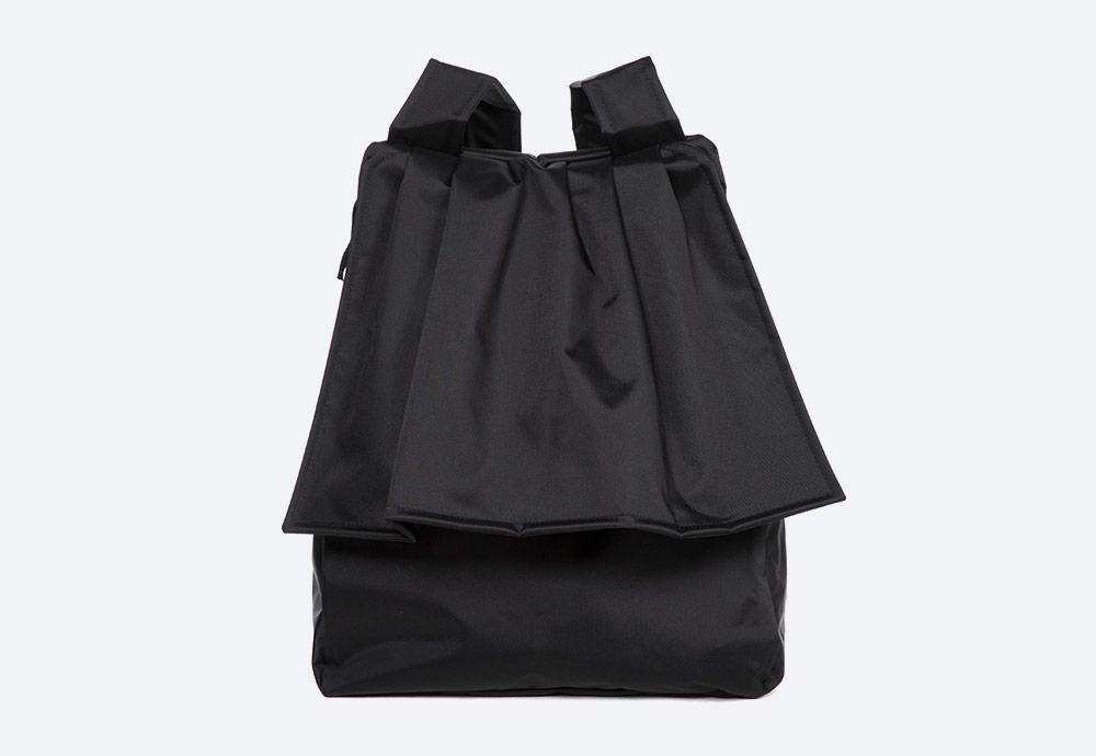 Eastpak x Raf Simons VII — dámský batoh — černý — RS Female Backpack