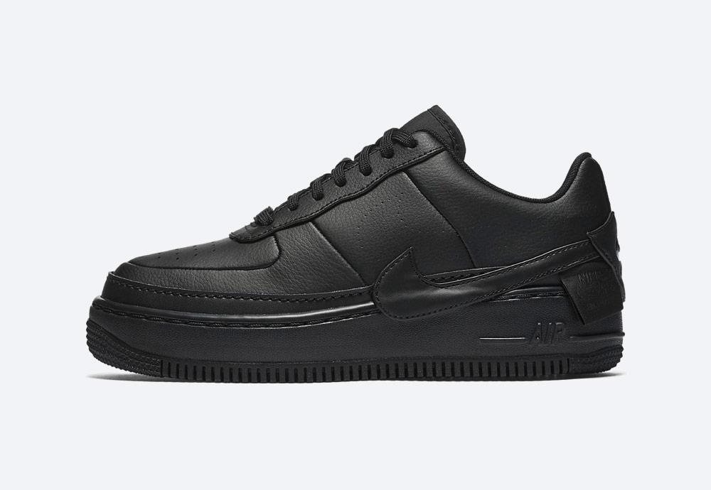 Nike Air Force 1 Jester XX — dámské boty — tenisky — sneakers — černé