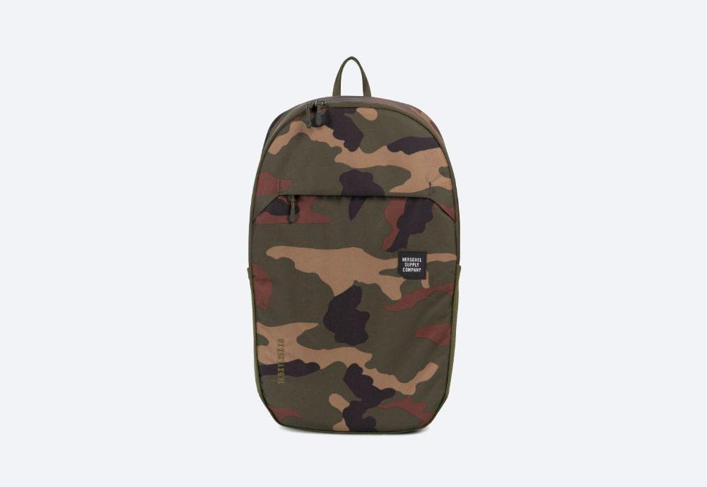 Herschel Supply — batoh — outdoor — městský — maskáčový — Mammoth Backpack Large — kolekce Trail