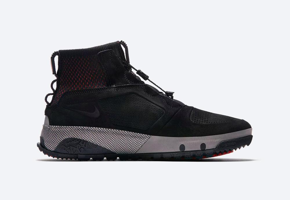 Nike ACG Ruckle Ridge — kotníkové boty — pánské — zimní 0a4f6339ec