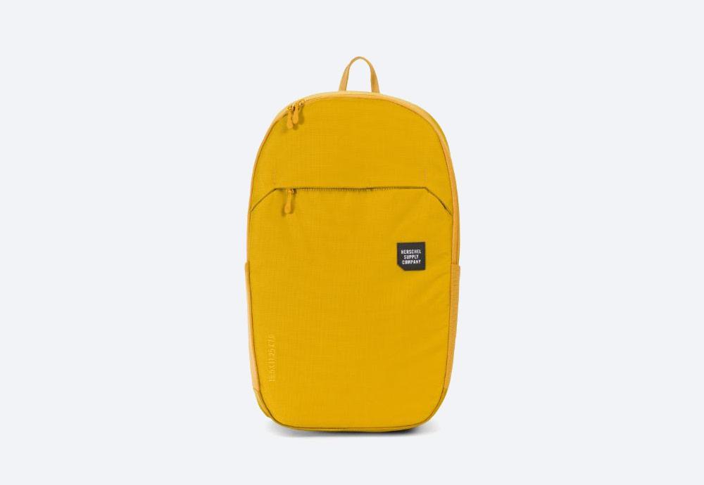 Herschel Supply — batoh — outdoor — městský — žlutý — Mammoth Backpack Large — kolekce Trail