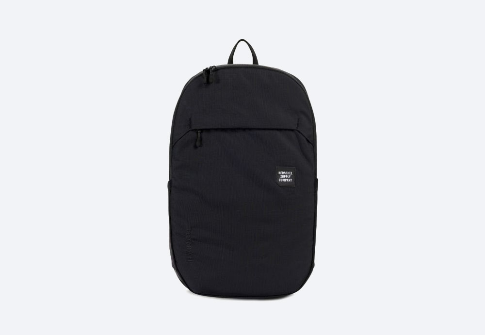 Herschel Supply — batoh — outdoor — městský — černý — Mammoth Backpack Large — kolekce Trail