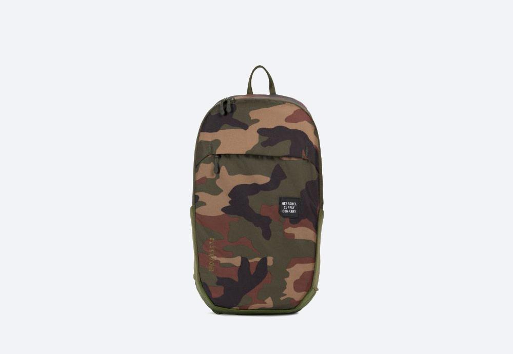 Herschel Supply — batoh — outdoor — městský — maskáčový — Mammoth Backpack Medium — kolekce Trail