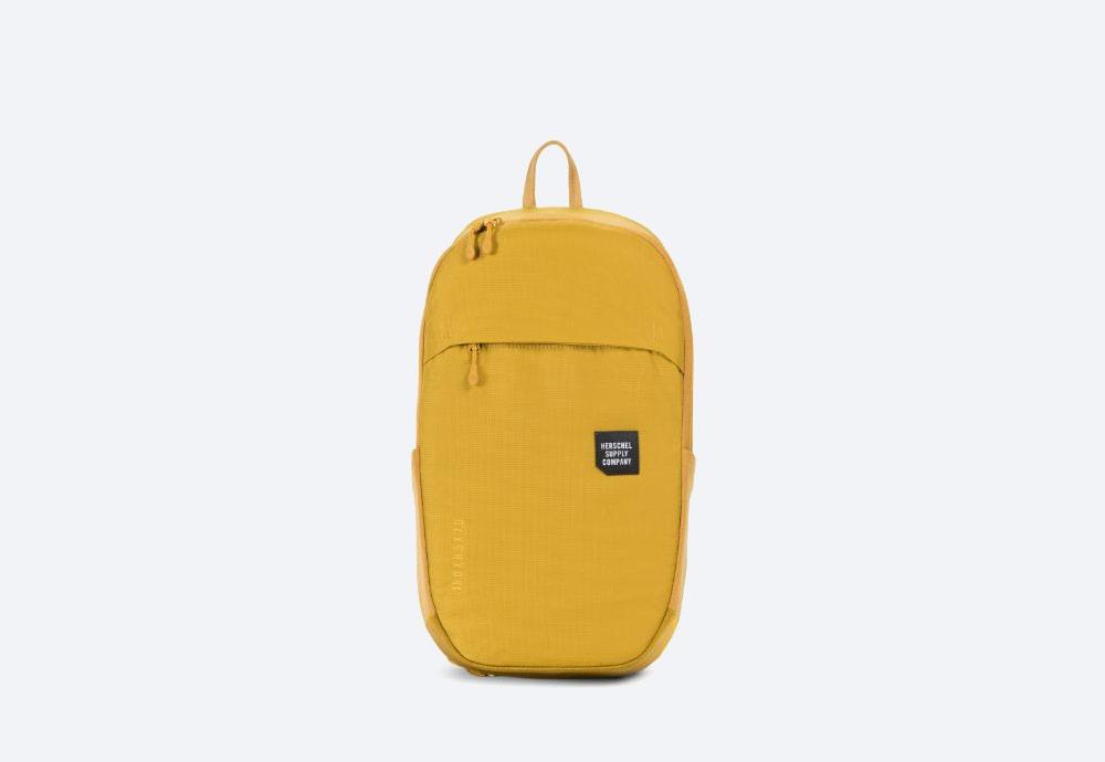 Herschel Supply — batoh — outdoor — městský — žlutý — Mammoth Backpack Medium — kolekce Trail