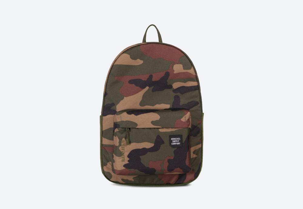 Herschel Supply — batoh — outdoor — městský — maskáčový — Rundle Backpack — kolekce Trail