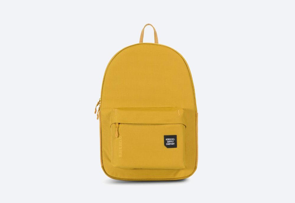 Herschel Supply — batoh — outdoor — městský — žlutý — Rundle Backpack — kolekce Trail