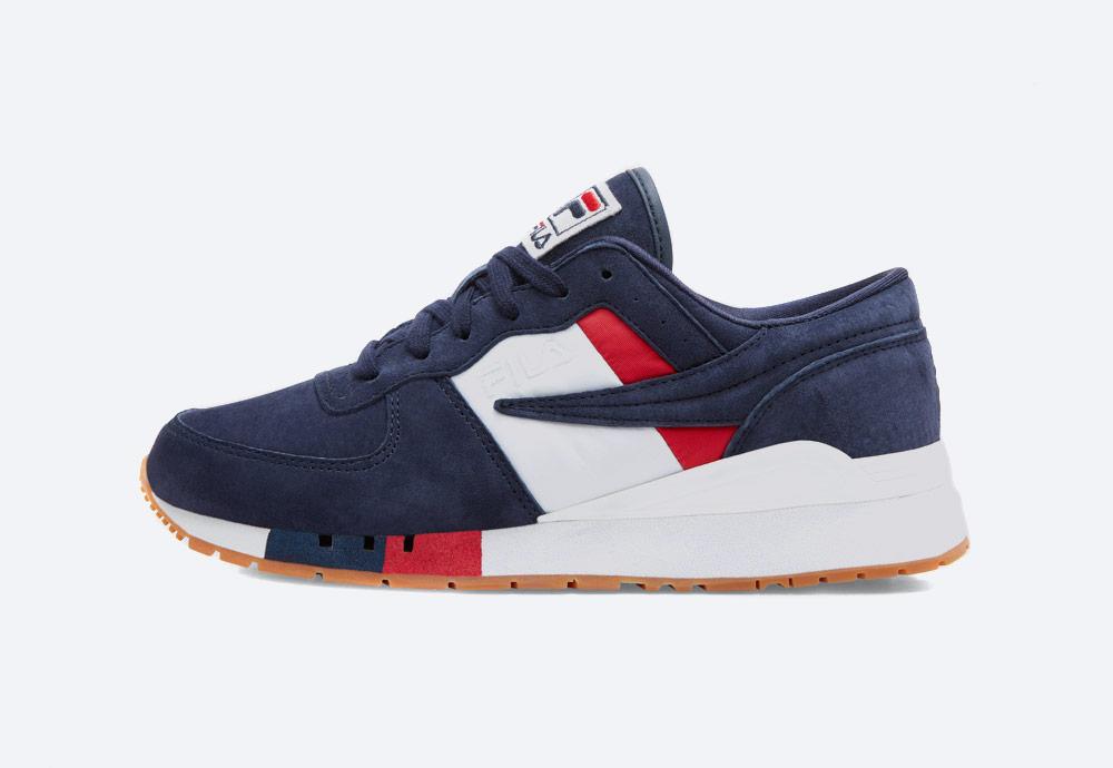 Dámské boty Fila Original Running Chiara s běžeckou siluetou