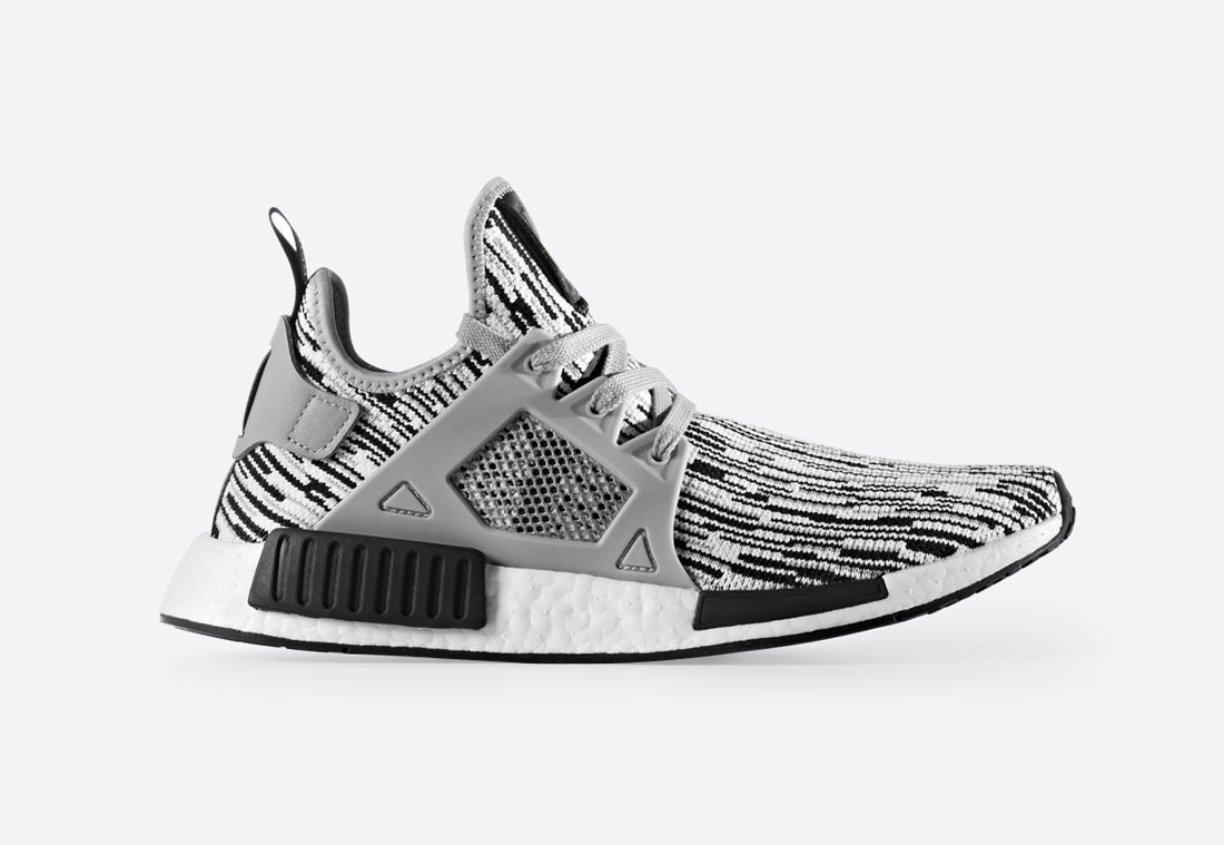 adidas Originals NMD_XR1 Oreo – pánské boty – černé/bílé