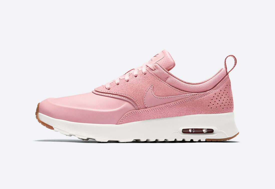 Nike Air Max Thea Premium – dámské boty – růžové