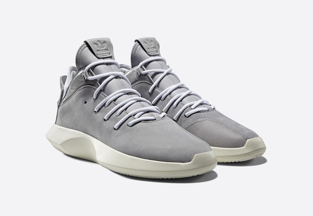 adidas Originals Crazy 1 ADV – pánské kotníkové boty – šedé (grey)