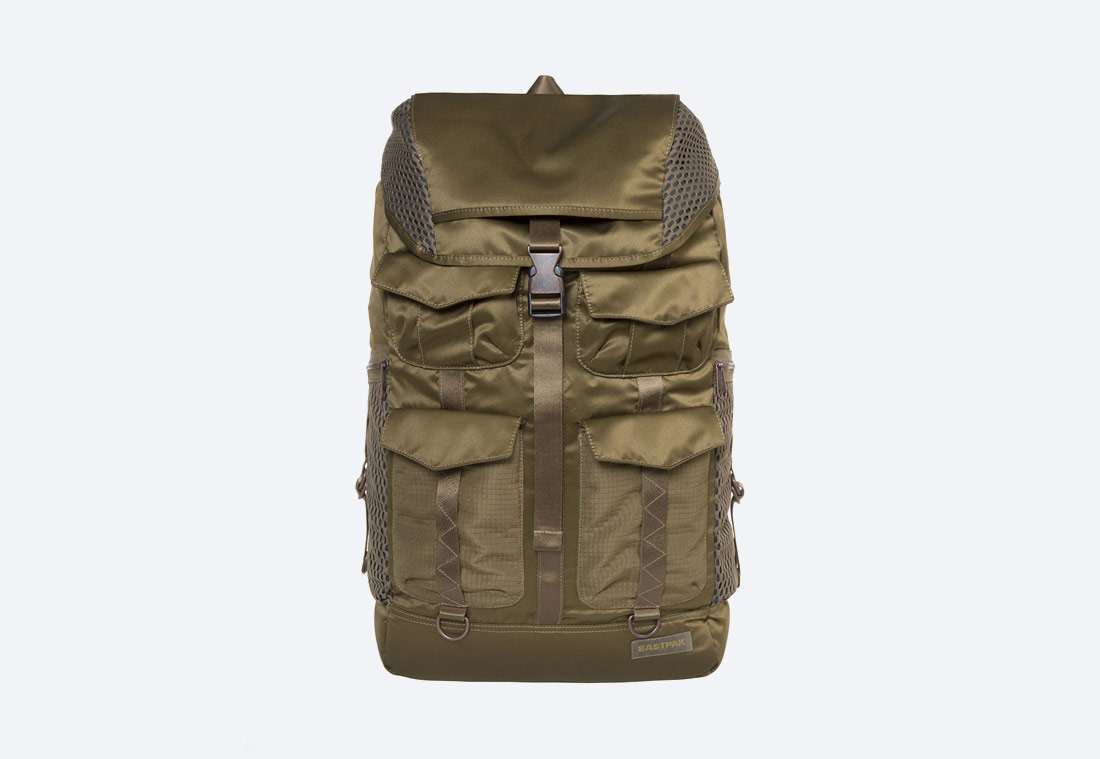 Eastpak Lab Bust XL — batoh — městský/outdoor — khaki, zelený, army