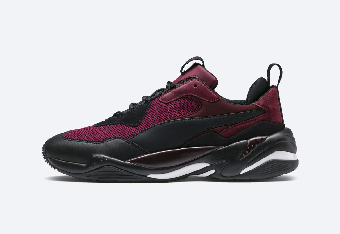 Puma Thunder Spectra — boty — sneakers